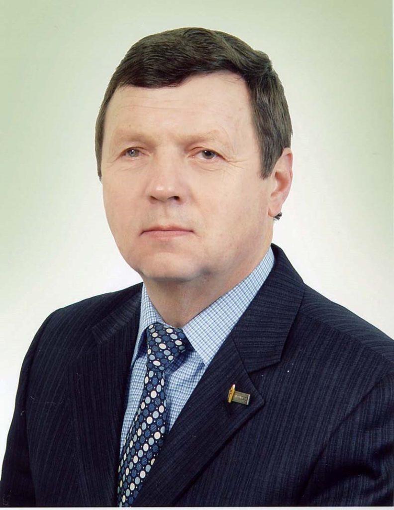 Антиспрутовец Александр Мирончук