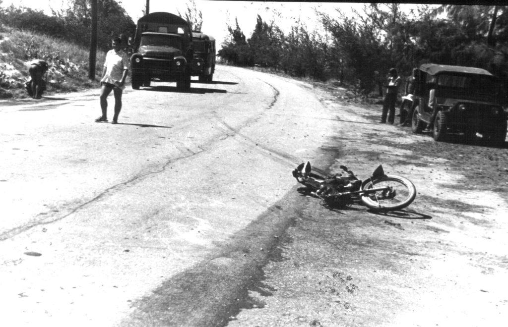 Дорожное происшествие