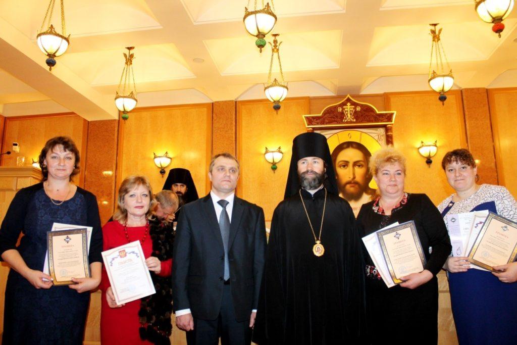 Победители Всероссийского конкурса «За нравственный подвиг учителя»