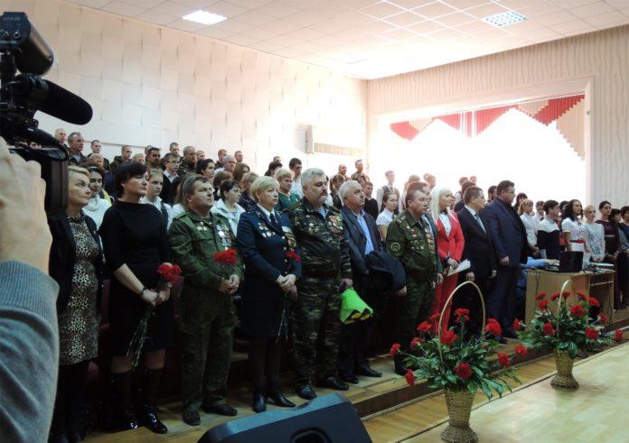 Встреча ветеранов афганской и кавказской военных кампаний проследовали в музей семьи Степновых г.Тимашевск