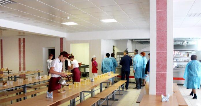 Изображение от пресс-службы ОНФ. Проведение мониторинга организации школьного питания.