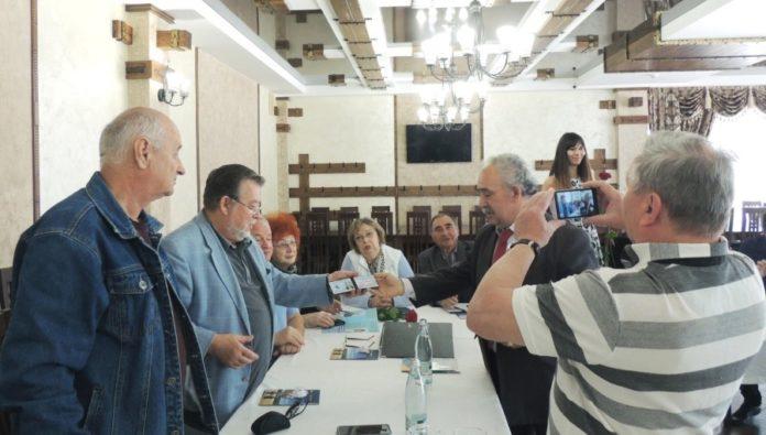 Выездной секретариат Союза журналистов Кубани