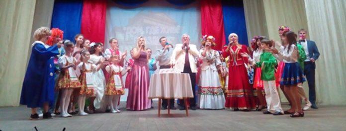 Юбилей Роговского Дворца культуры
