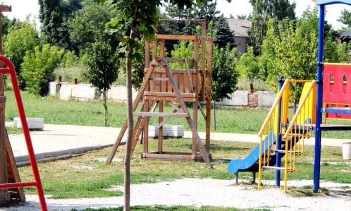 Детская площадка Тимашевск Антиспрут