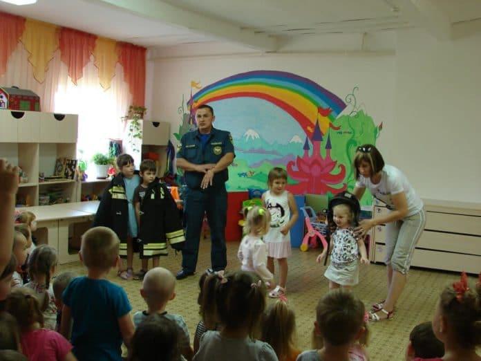начальник 134-й пожарно-спасательной части по охране ст. Медведовской Михаил Пашко