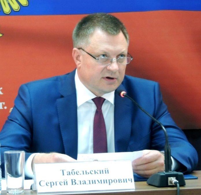 Прокурор Краснодарского края Табельский Сергей Владимирович