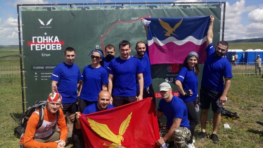 Тимашевская команда