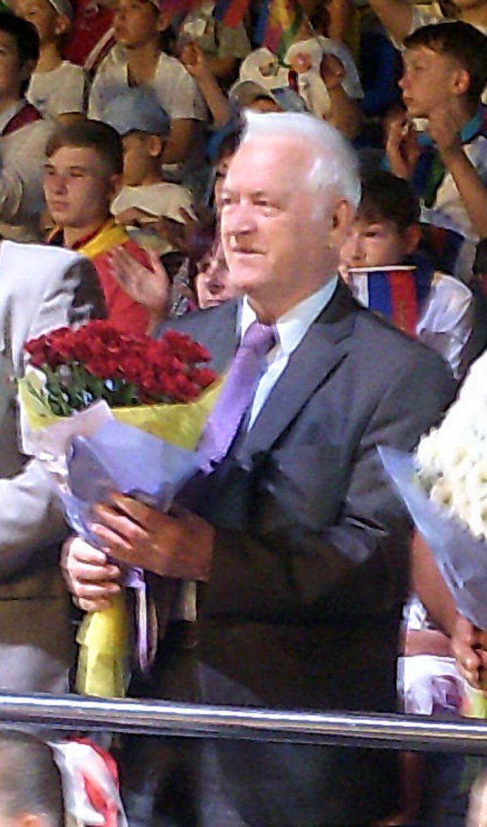 Председатель правления тимашевской благотворительной общественной организации «Милосердие»