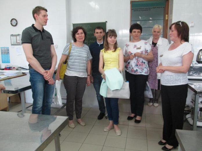 делегация учителей из пскова