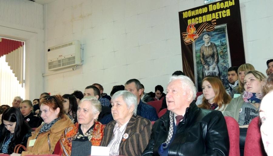 Акция «Бессметного полка в Тимашевске»