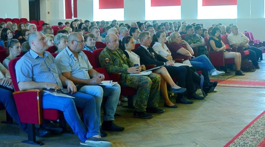 Акция «Бессметного полка в Тимашевске»6