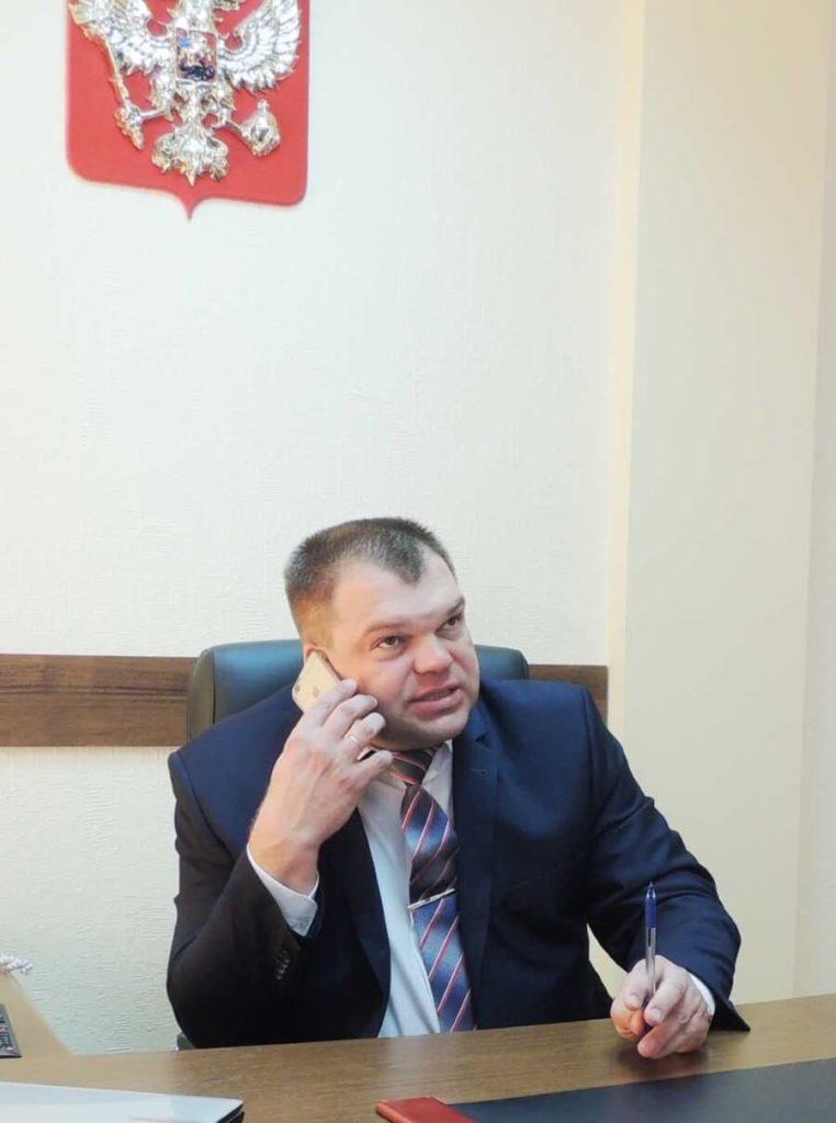 прокурор Тимашевского района Григорий Семенюта