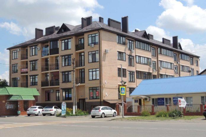 многоквартирный дом по ул.Ленина, 149 в г.Тимашевск