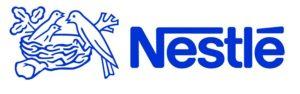 логотип нестле