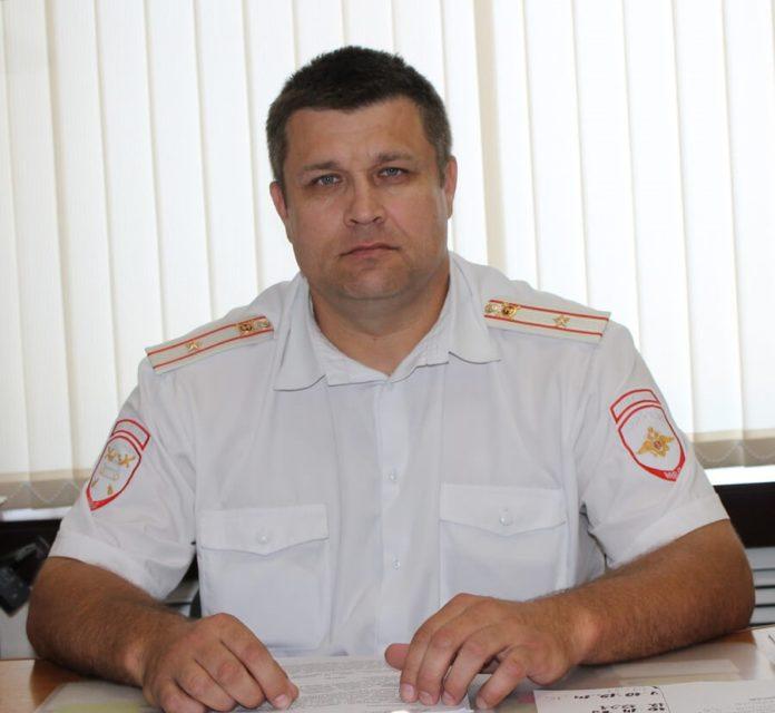 майор полиции В.В. ШВЫДКОВ