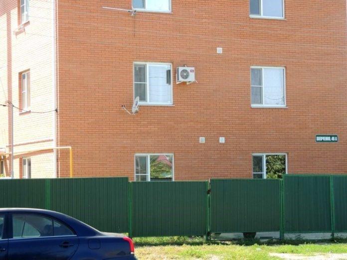 многоквартирный жилой дом по улице Шевченко, 46А, в г. Тимашеквске