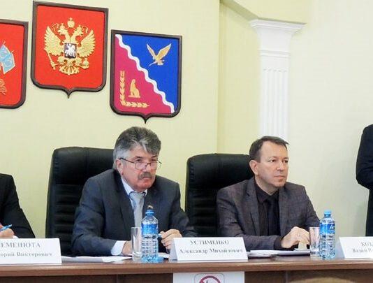 Козлов В.В. - председатель конкурсной комиссии