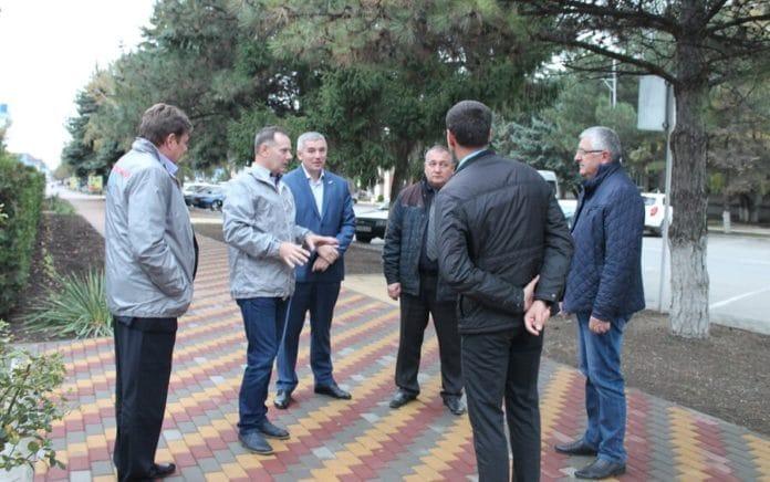 ОНФ в Краснодарском крае держит на контроле БЛАГОУСТРОЙСТВО ГОРОДСКОЙ СРЕДЫ