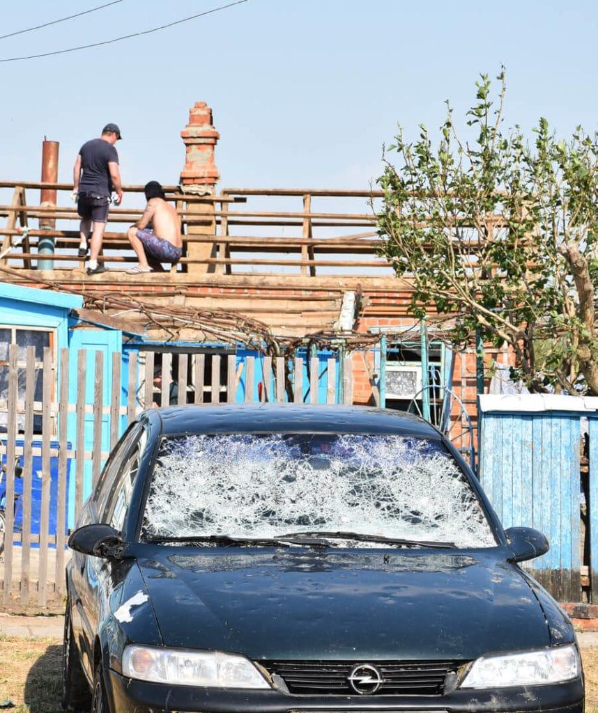 Кошмар в Новокорсунской